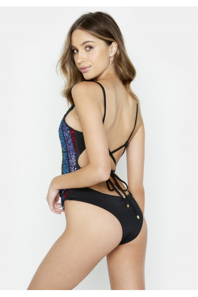 Jolie One Piece Rainbow