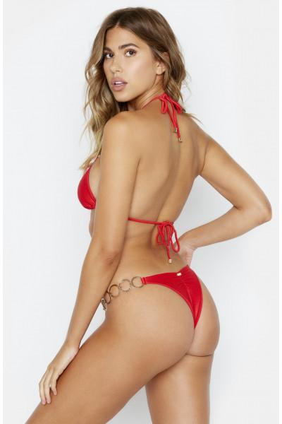 Nadia Red Лиф
